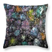 Other Dimensions - The Anunnaki Throw Pillow