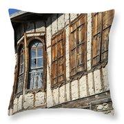 Ottoman Architecture Throw Pillow