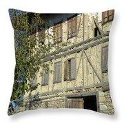 Ottoman Farmhouse Throw Pillow