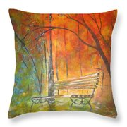 Our Banch... Throw Pillow