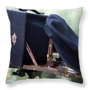 Our Craft Throw Pillow