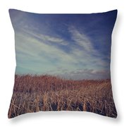 Our Day Will Come Throw Pillow by Laurie Search