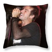 Our Lady Peace Throw Pillow