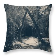 Our Paths Will Cross Again Throw Pillow