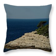 Out Bound Throw Pillow
