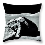 Out For A Drive Throw Pillow