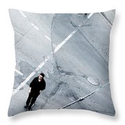 Out Last Time  Throw Pillow
