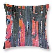 Out Of Sight No.6 Throw Pillow