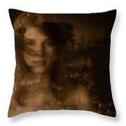 Out Of The Dark 4 Throw Pillow
