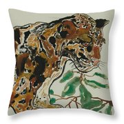 Out On A Limb Throw Pillow