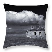 Outback Ruin Throw Pillow