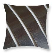 Outer Rings Throw Pillow