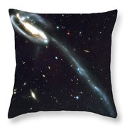 Outer Space Three One Eight Throw Pillow
