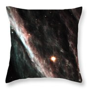 Outer Space Three One Six Throw Pillow