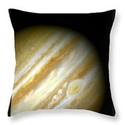 Outer Space Three Zero Six Throw Pillow