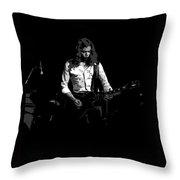 Outlaw Billy Jones 1 Throw Pillow