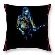 Outlaw Billy Jones Has Been Framed Throw Pillow
