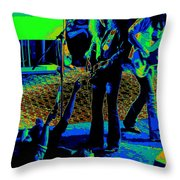 Outlaws #16 Art Cosmic  Throw Pillow