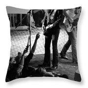Outlaws #16 Throw Pillow