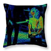 Outlaws #20 Crop 3 Cosmic Throw Pillow