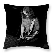 Outlaws #22 Art Throw Pillow