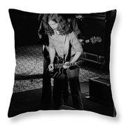 Outlaws #27 Throw Pillow
