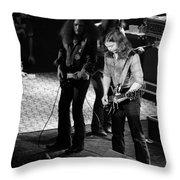 Outlaws #32 Crop 2 Throw Pillow