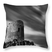 Outpost Throw Pillow