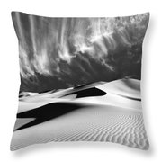 Outreach 2 Throw Pillow