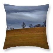 Outside Chester Ny 3 Throw Pillow