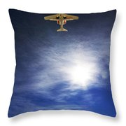 Over Throw Pillow