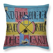 Overature 2112 Throw Pillow