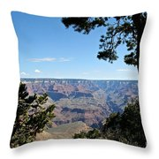 Overlook Throw Pillow