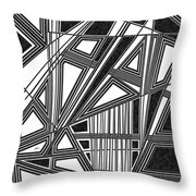 Overmind Throw Pillow