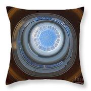 Overture Center Rotunda Throw Pillow