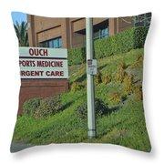 Owee Throw Pillow