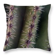 Owie 12 Throw Pillow