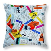 Own It All Throw Pillow