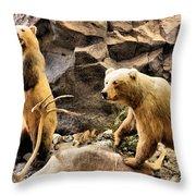Ownership Throw Pillow