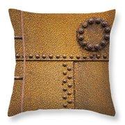 Oxidation... Throw Pillow