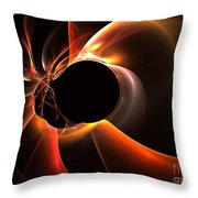 Oxide Throw Pillow