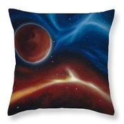 Oxytonon Throw Pillow