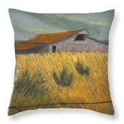 Ozark Barn Madison County Throw Pillow