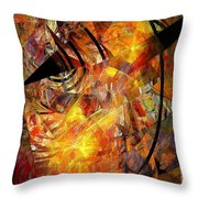 Ozyrys 692 - Marucii Throw Pillow