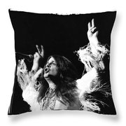 Ozzy Throw Pillow