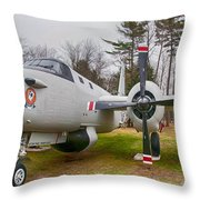 P-2v Neptune Throw Pillow