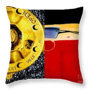 p HOTography 117 Throw Pillow