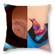 p HOTography 164 Throw Pillow by Marlene Burns