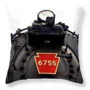 P R R 6755 Throw Pillow