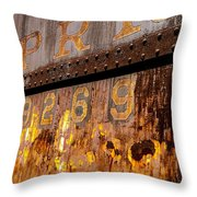 P R R - 9269 Throw Pillow